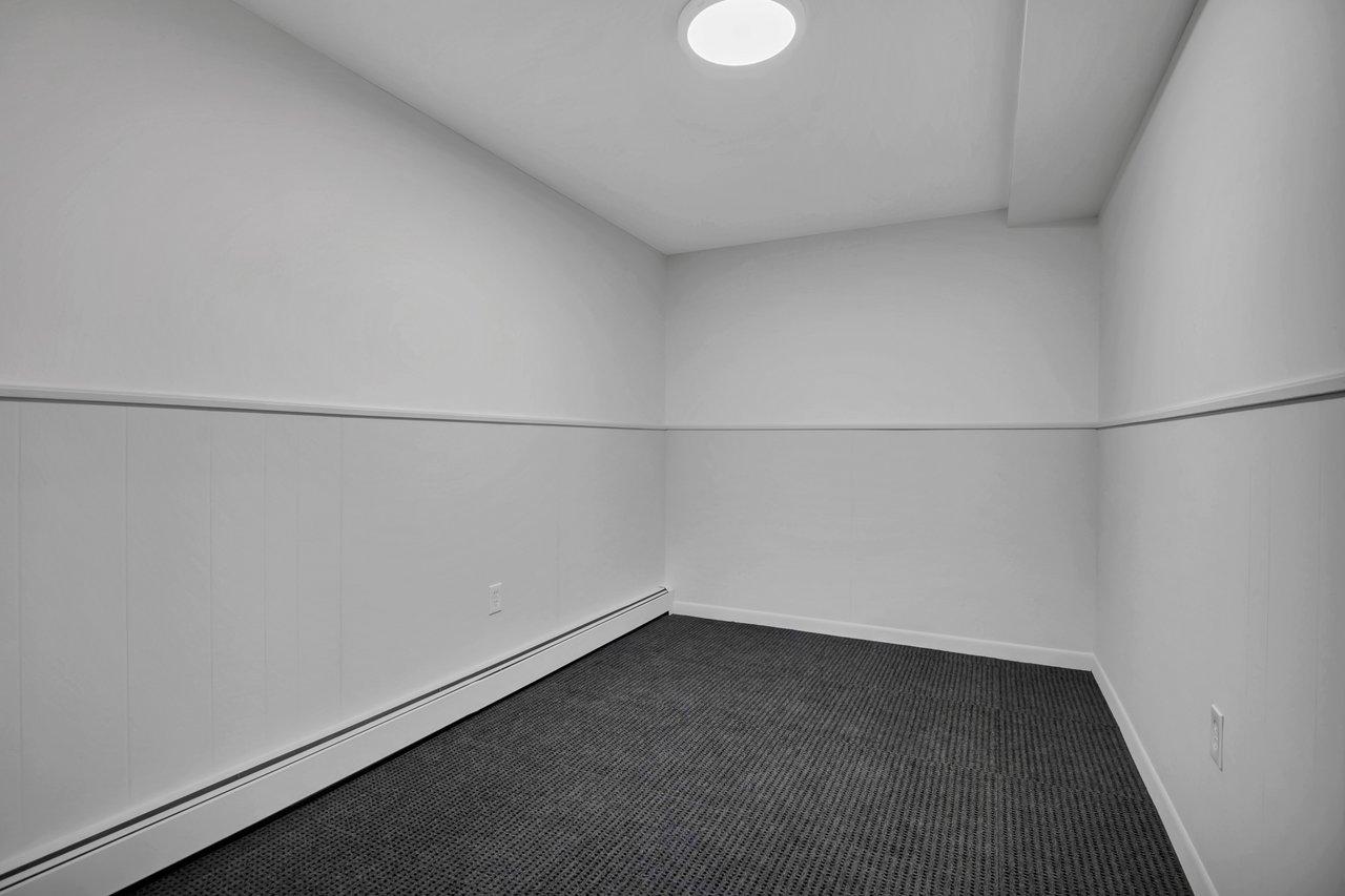 Lower level bonus room.