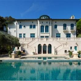 Robin Williams Estate Napa California