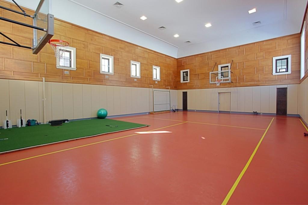 Indoor Sport Amenities