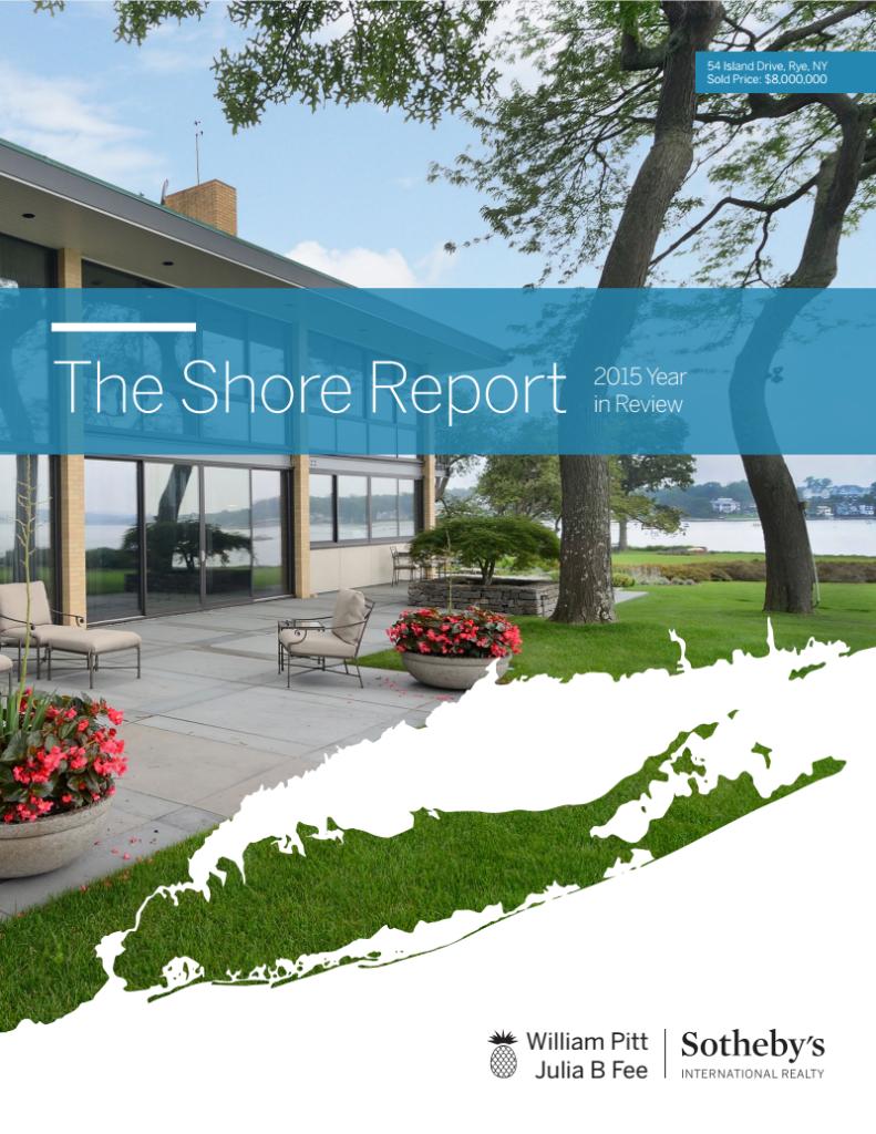 The Shore Report 2015