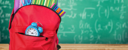 Backpack, school, back.