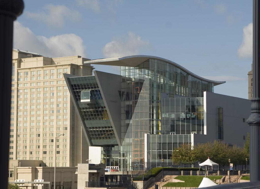 Connecticut Science Center, Hartford, CT, New modern design